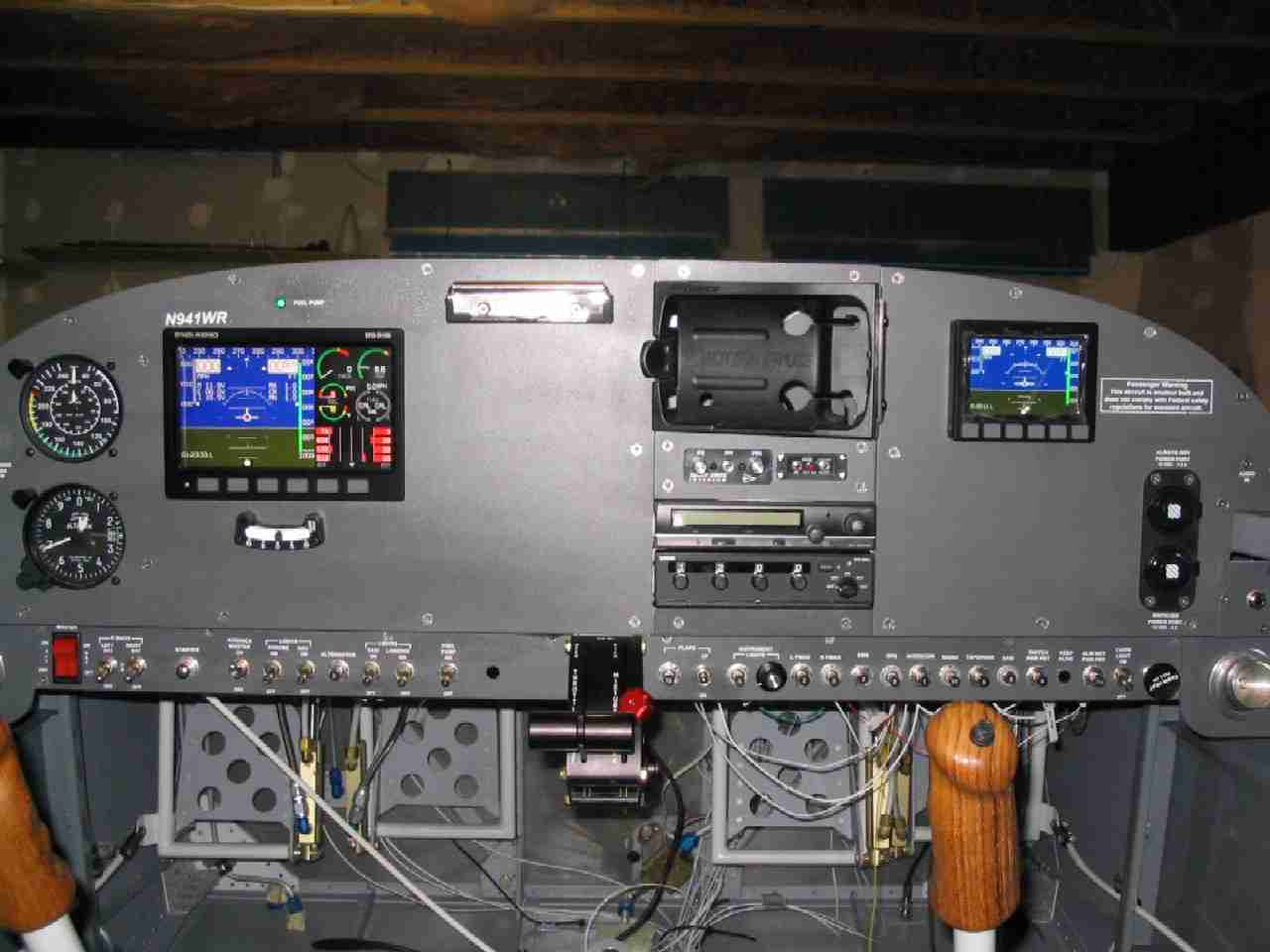 Garmin 496 Connection Vaf Forums 530 Wiring Diagram My Panel Has A Dynon D100 Efis And D10 Ems Bussed Together Sigtronics Stereo Intercom Icom Radio Along With The